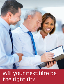Will your next hire be the right fit?