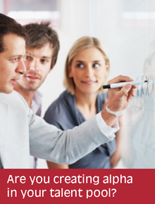 Are you creating alpha in your talent pool?